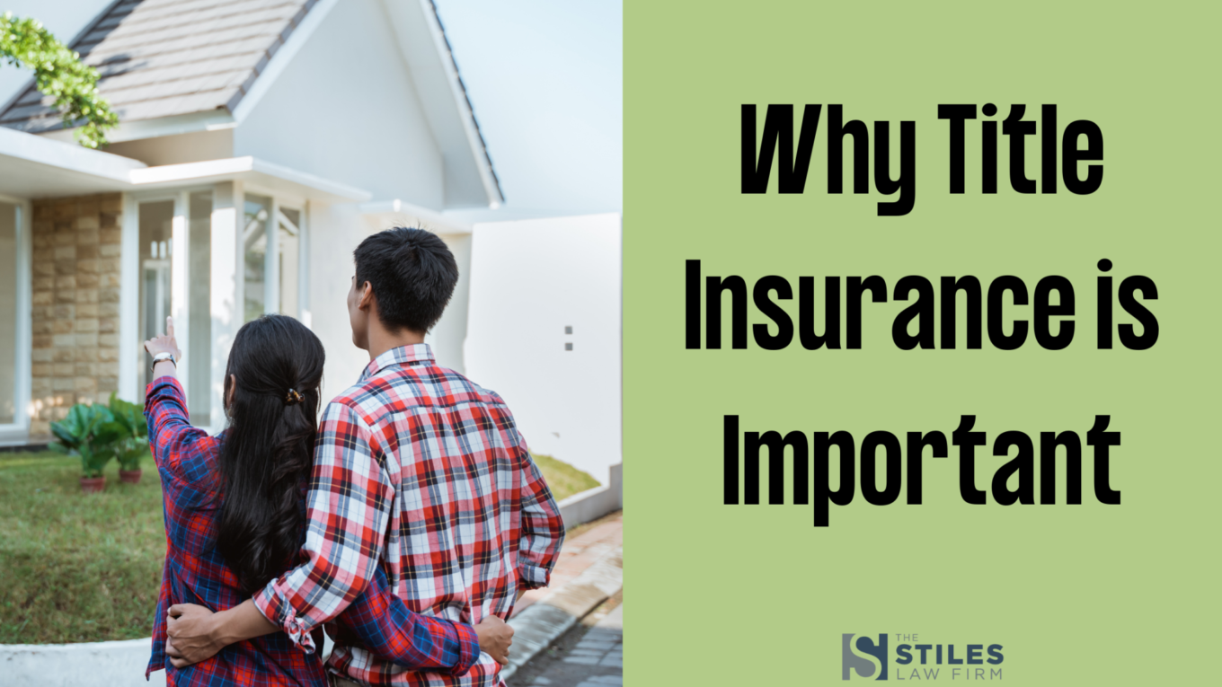 why title insurance matters